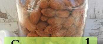 Sprouted Almonds: Health Benefits & How To
