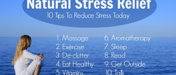 Natural Stress Relief:10 Tips To Reduce Stress Today