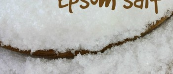 10 Practical Uses For Epsom Salt