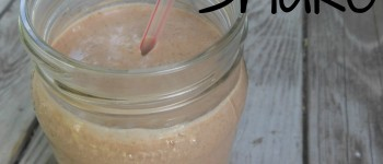 Whole Food Protein Shake