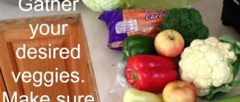 Simple Fermented Vegetables