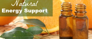 Essential Oils For Natural Energy Support